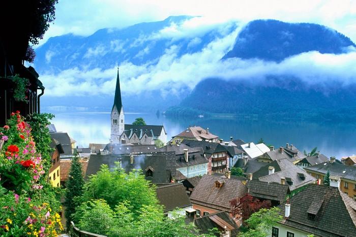 オーストリア オーストリア