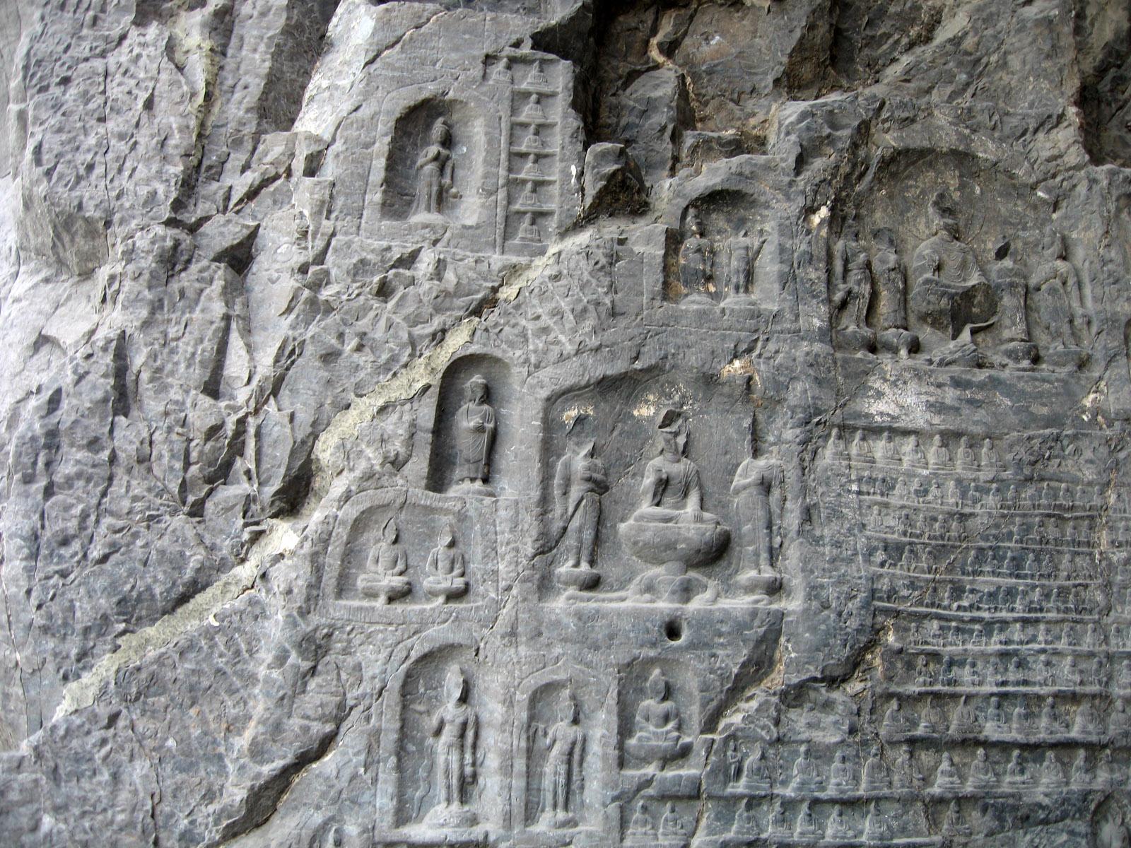 龍門洞窟の画像 p1_12