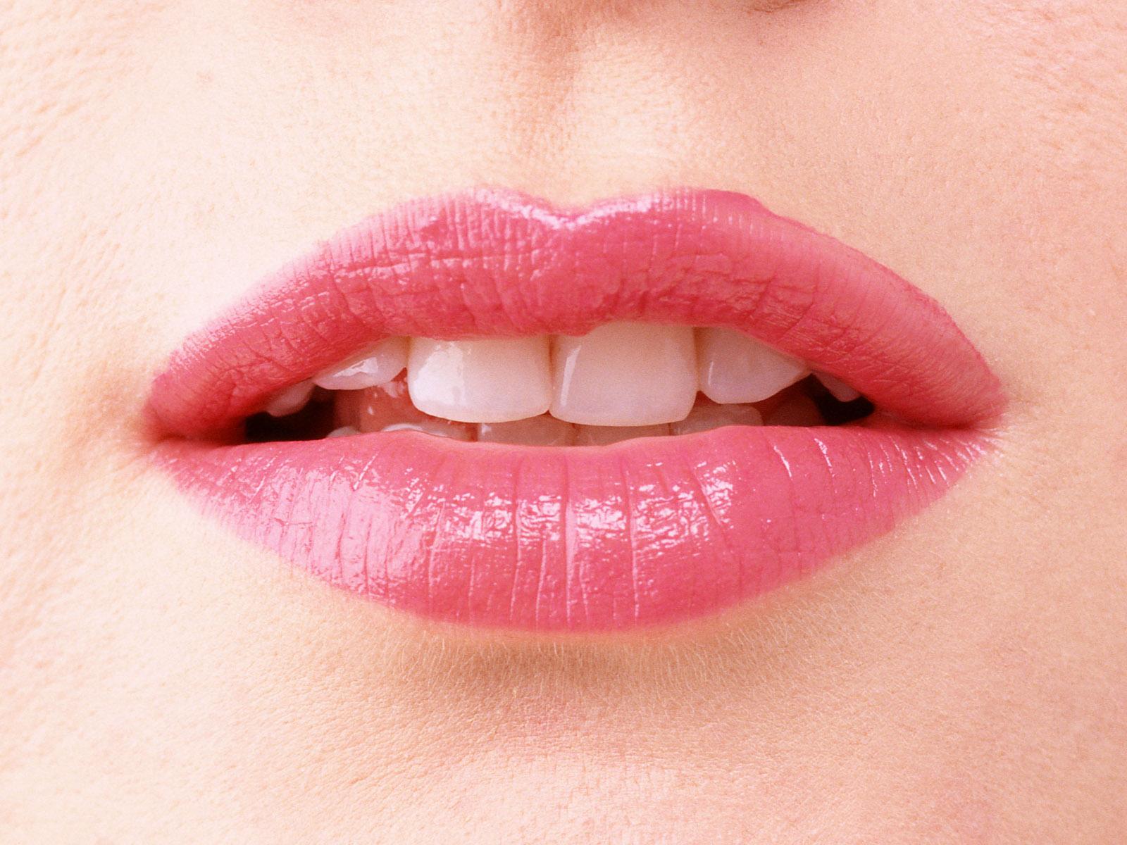 撮影壁紙 無料ダウンロード 女性の特写 唇